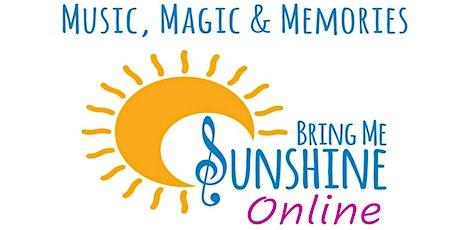 Sunshine Online tickets