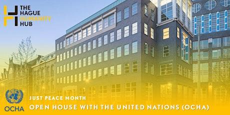 Open House with UN OCHA tickets