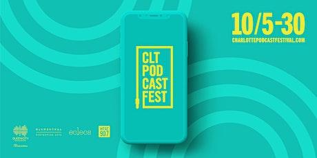 Charlotte Podcast Festival - Audio Editing 101: Audacity tickets