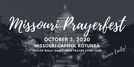 Missouri PrayerFest 2020 tickets