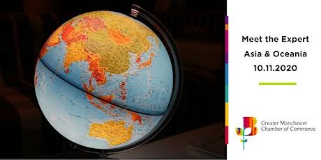 Meet the Expert 2020 - Asia & Oceania tickets