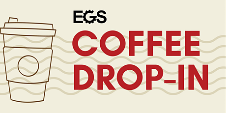 EGS Virtual Coffee drop-ins tickets