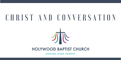 Christ in Conversation 27th September 2020 tickets