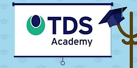 TDS Academy - Adjudication Workshop Online course session 1 of 2 tickets