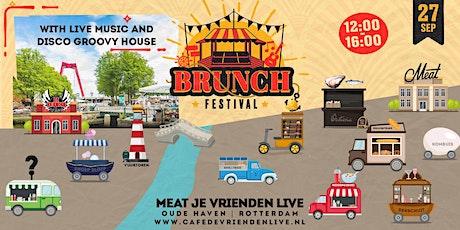 Brunch Festival tickets