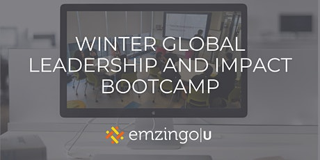 Global Leadership and Impact BootCamp tickets