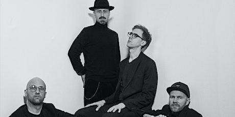 Sepalot Quartet • Schmocko & Der Schu • Import Export Open Tickets