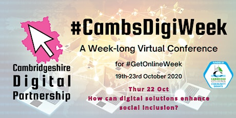 How can digital solutions enhance social inclusion? tickets