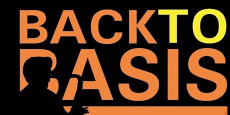 BackToBasis #84 tickets