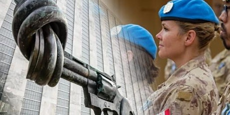 The Future of Peacekeeping in the Transition to a More Peaceful World tickets