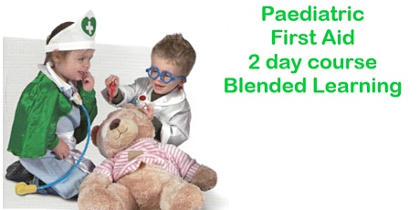 Paediatric First Aid blended learning course, Market Drayton, Shropshire. tickets