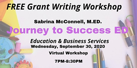 Free Grant Writing Virtual Workshop tickets