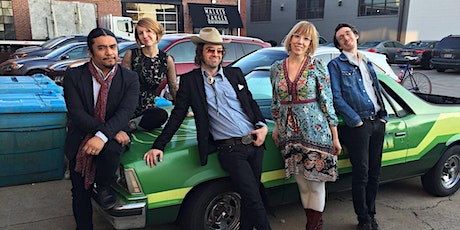 Charles Latham & the Borrowed Band - Up Close & Distant tickets