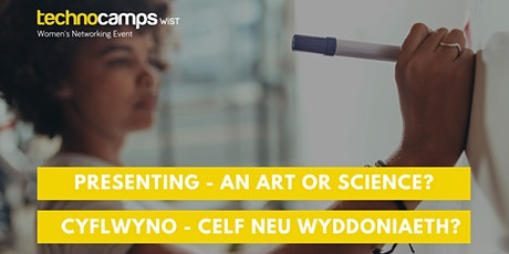 Presenting - an Art or Science? tickets