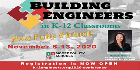 Virtual Event - 2020 Building Engineers in K-12 Classrooms tickets