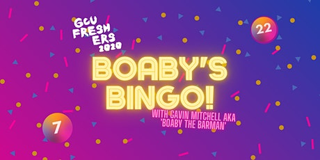 Boaby's Bingo! tickets