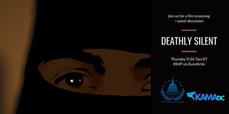 Deathly Silent - Film screening & panel on violence against women tickets