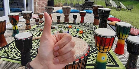 Therapeutic Drumming group tickets