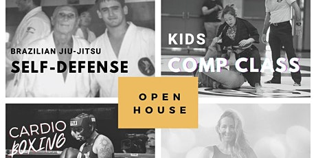 OPEN HOUSE ON September 19th tickets