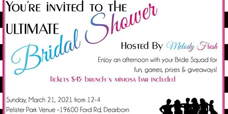 Ultimate Bridal Shower tickets