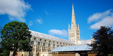 Harvest Service 2020, Norwich Cathedral tickets