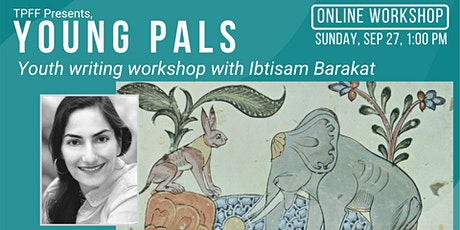 TPFF Presents: Young Pals - Youth Workshop with Ib tickets