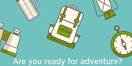 Discovery and Adventure Backpack Check Out tickets