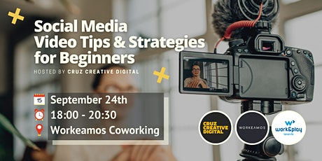 Social Video Tips & Strategies for Beginners entradas