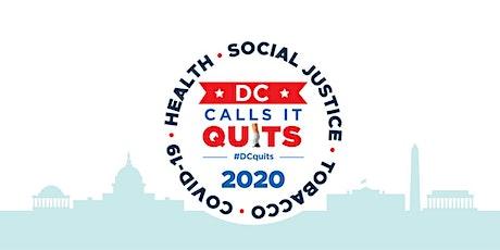 2020 DC Tobacco Control Summit tickets