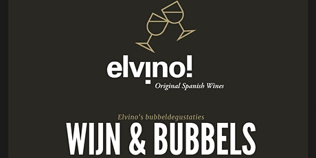 Elvino's Bubbeldegustatie Tickets