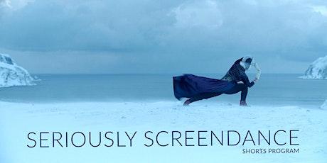 Seriously Screendance Shorts Program | 2020 SFDFF tickets