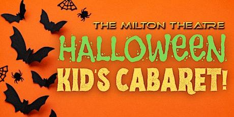 Quayside @ Nite Halloween Kid's Cabaret tickets