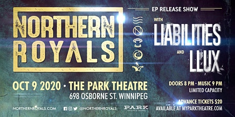 Northern Royals EP Release Show tickets