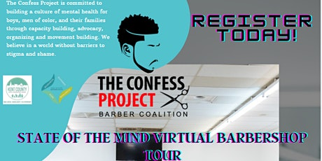 State of the Mind Virtual Barbershop Tour tickets