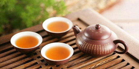 Chinese Tea and the Tea Ceremony: A Beginner's Guide tickets