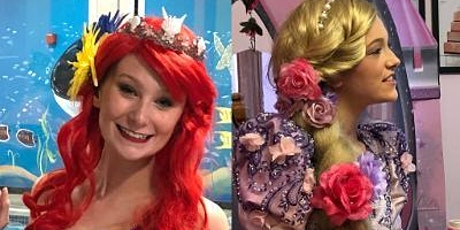 Princesses in the Park Series: Rapunzel & The Mermaid tickets