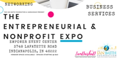 The Entrepreneurial & Nonprofit Expo + Pitch Competition 2020 tickets