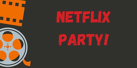 Netflix Party with EGS! tickets