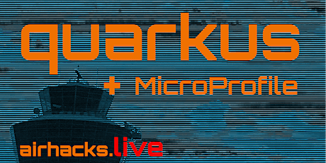 MicroProfile with Quarkus tickets