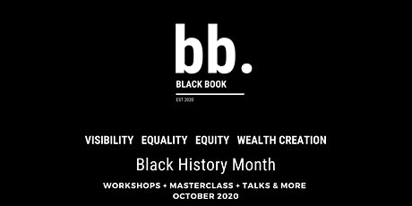 Black Book presents: Black History Month 2020 tickets