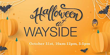 Halloween @Wayside tickets