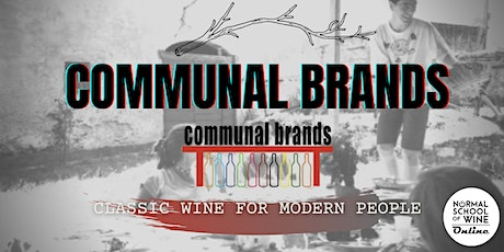 Communal Brands: Classic Wine for Modern People tickets