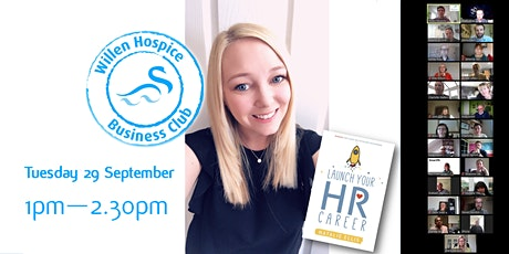 Willen Hospice Business Club Zoom Networking Event tickets