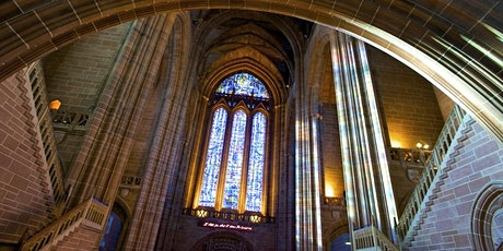 Liverpool Cathedral 27th September Eucharist tickets