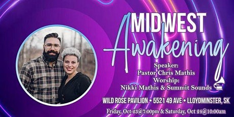 Midwest Awakening - Summit Church Edmonton Confrence tickets