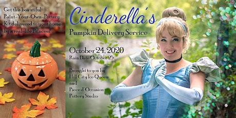 Cinderella's Pumpkin Delivery Service tickets