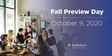 Fall Preview Day 2020 tickets