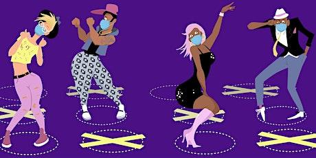 5Rhythms® Friday Night, The New Wave @the Black-e tickets