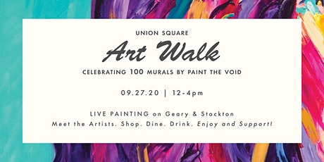 Art Walk - Union Square tickets