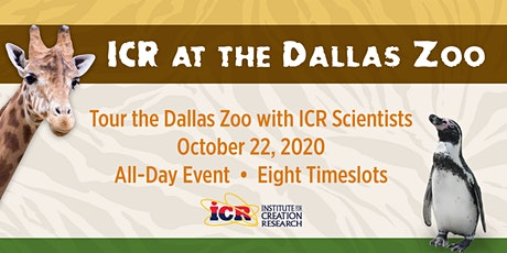 ICR at the Dallas Zoo tickets